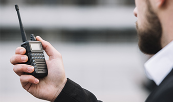 Radios de Comunicación Análogos