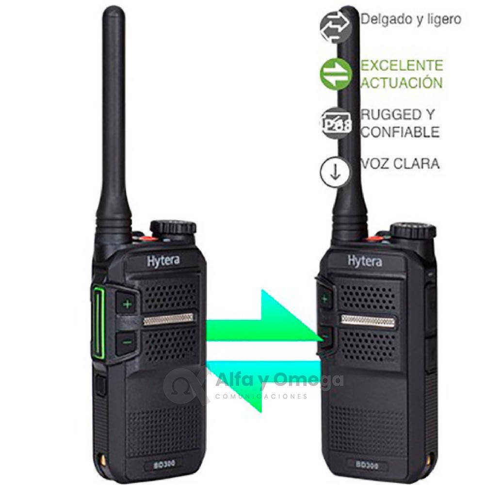 BD306 - BD356 Radio Hytera