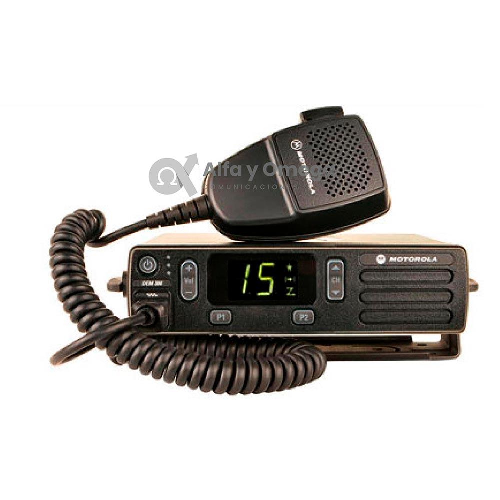 DEM300 Radio Base Movil Motorola