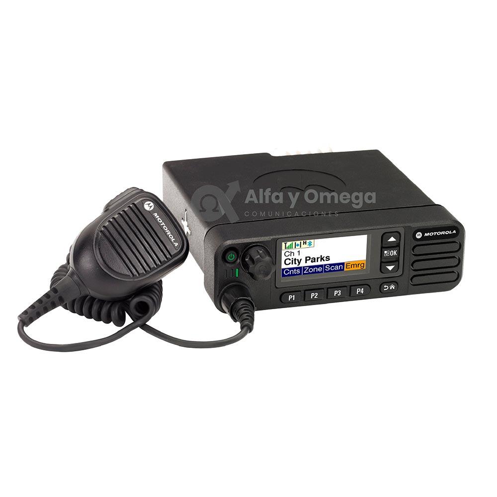 DGM5500 - DGM8500 Radio Base Movil Motorola