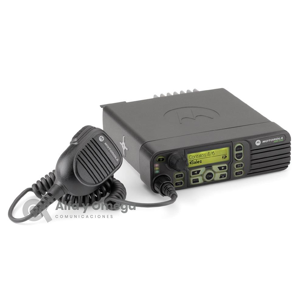 DGM6100 Radio Base Movil Motorola