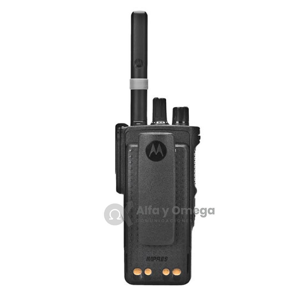 DGP5550 Radio Motorola