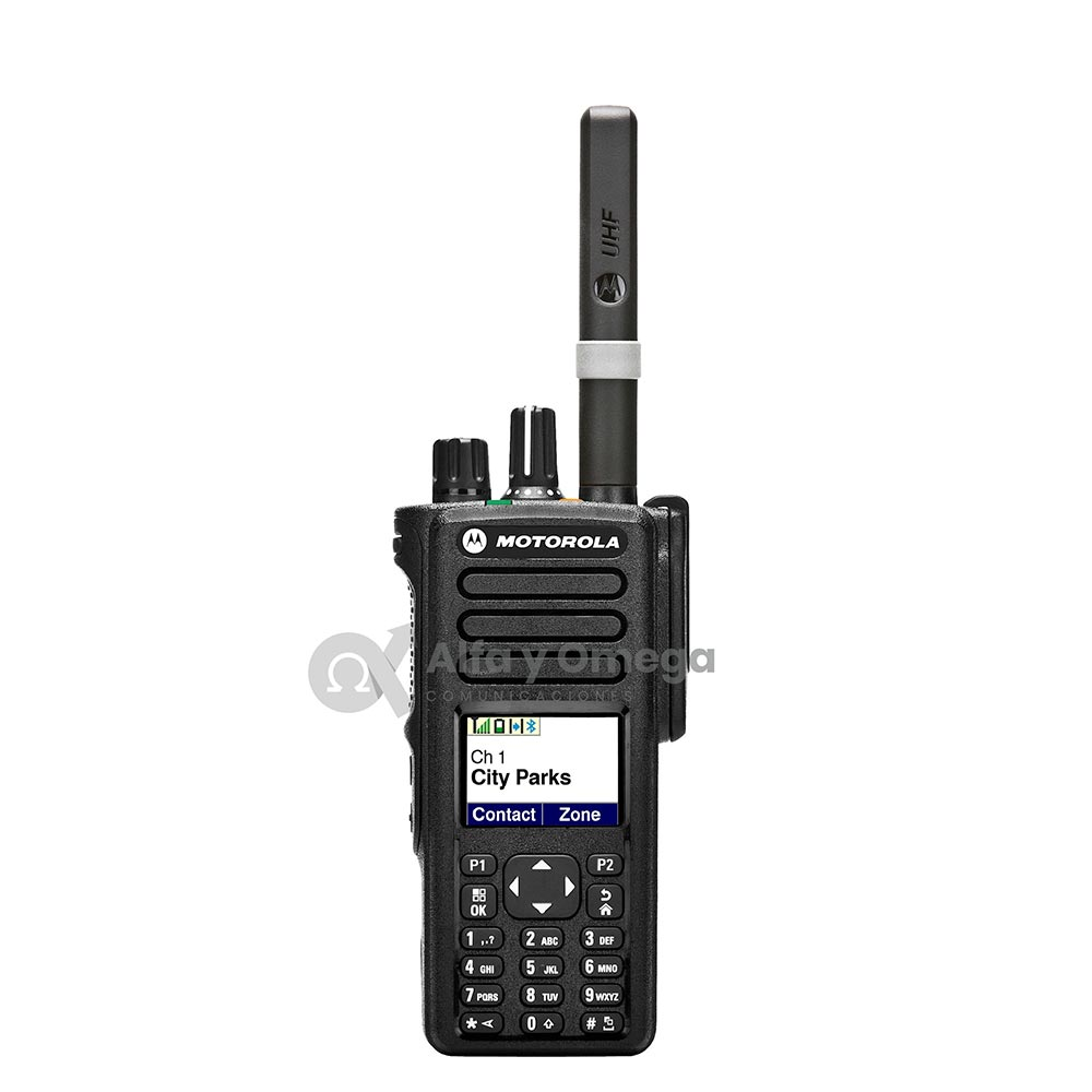DGP8550 Radio Motorola