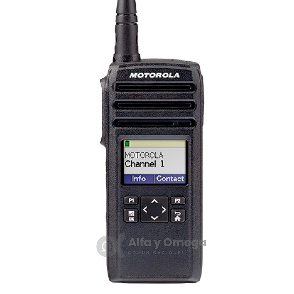 DTR720 Radio Motorola