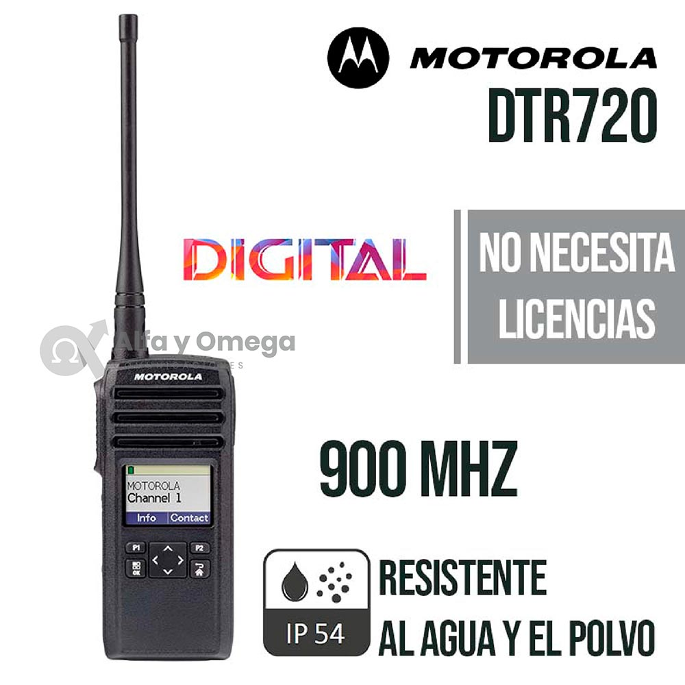 DTR720 Características