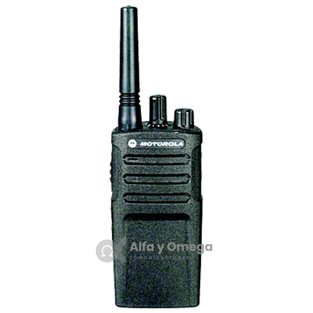 RVA50 Radio Motorola