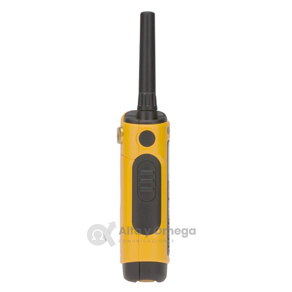 Walkie Talkie T400 Radio Motorola Talk About