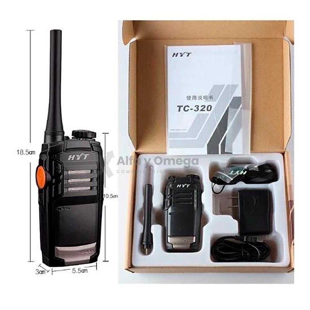 TC320 Radio Hytera