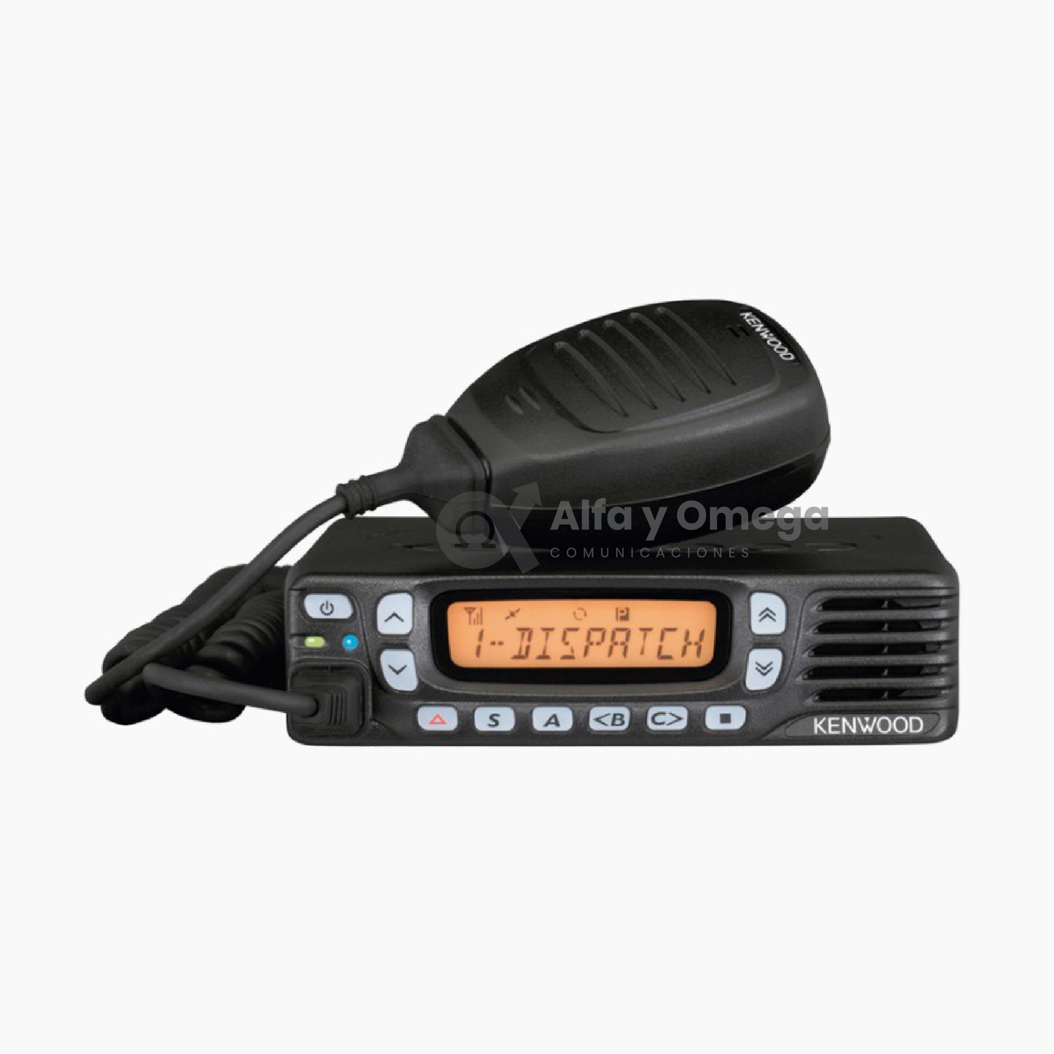 TK7360 TK8360 Radio Base Movil Kenwood