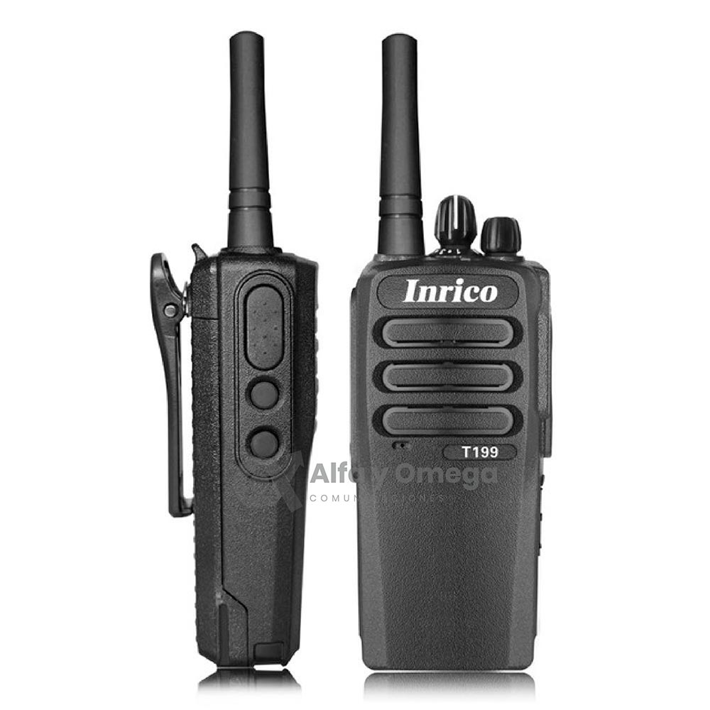 Radio PoC Inrico T199