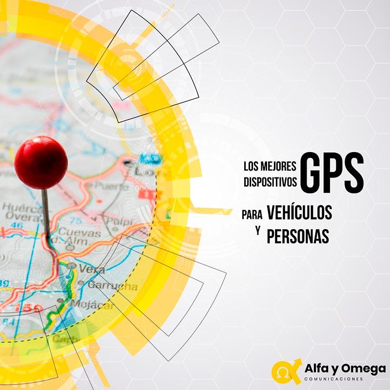 Los Mejores GPS para Carro Moto Barco Persona