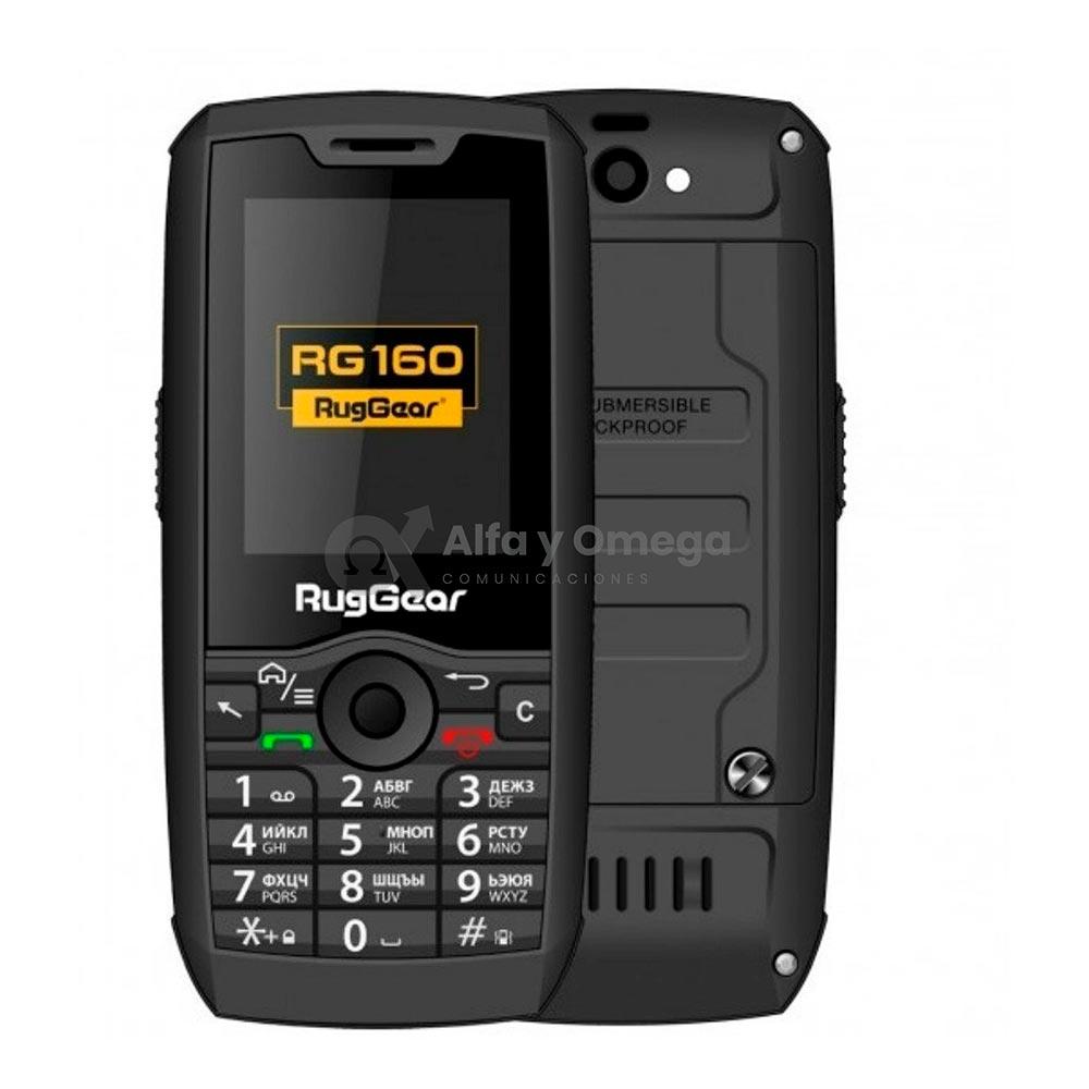 Radio PoC Rugear RG160