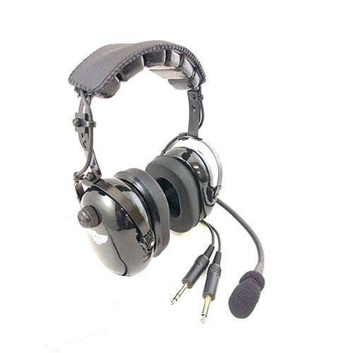 Diadema Auriculares Audífonos Avcomm Micrófono Integrado